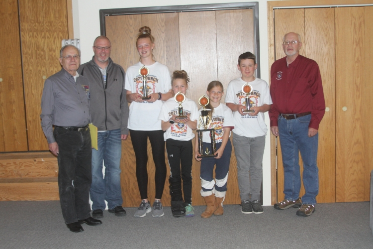 Area shooters earn awards